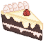Pixel cake by kittty19-pixel