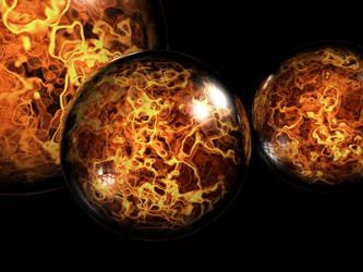 A Fire Inside by omnibladea7