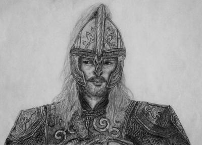 The Rohirrim by forestdeer