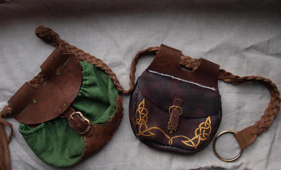 fantasy styled belt by Morann