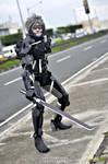 Raiden: Metal Gear Solid - Rising - Revegeance