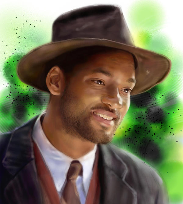 will smith by ahmeh on DeviantArt