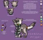 Cerberus 2010 Ref - TheNewSona