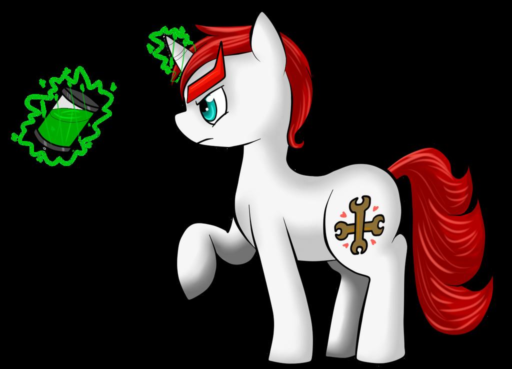 TFP-Ratchet Pony by MariaMarcuu