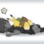 Hero Nap by IJKelly