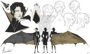 Anubis Character Sheet