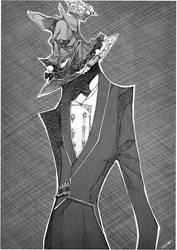 Hellish Butler by IJKelly