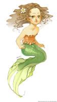Commission - Little Mermaid