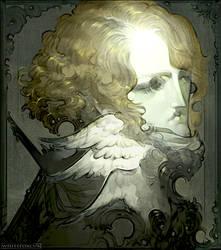 Judah Portrait by IJKelly