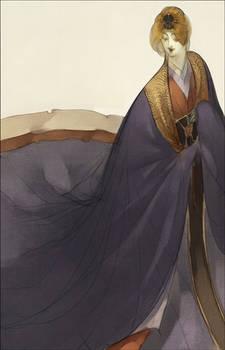 Commission - Shiori