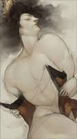 Commission - Raphael Pinup