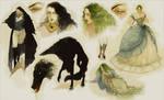 Commission - Faust + Gwyn