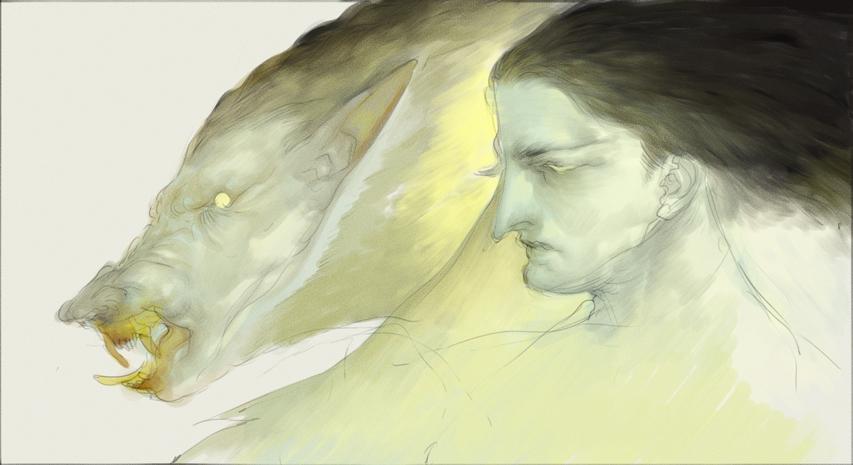 (PRINT) Werewolf