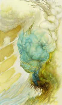 (PRINT) Commission - Dragon
