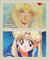 Sailor Moon Screenshot Redraw
