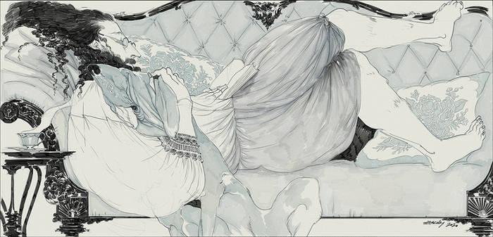 Art Poll | August 2020 - Raphael and Hugo [Print!]