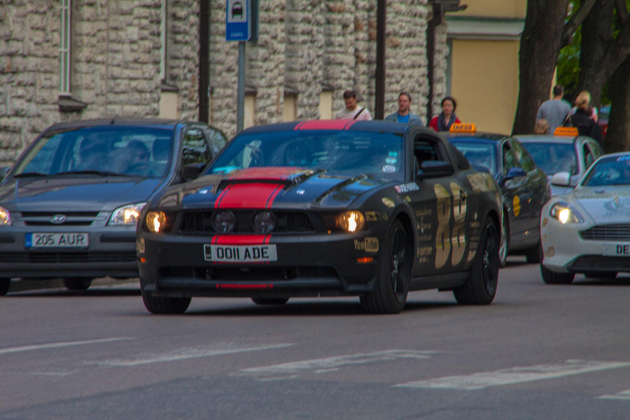 ford mustang mach 1 3000 hp