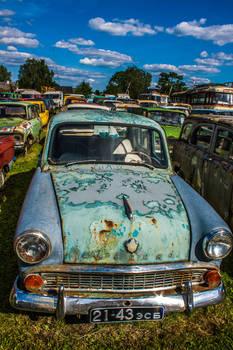 Forgotten vehicles