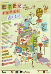 EFEK RUMAH KACA live in KL