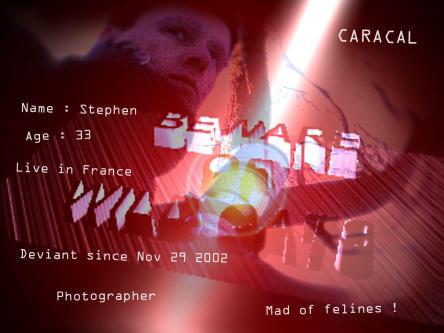 Caracal ID v3