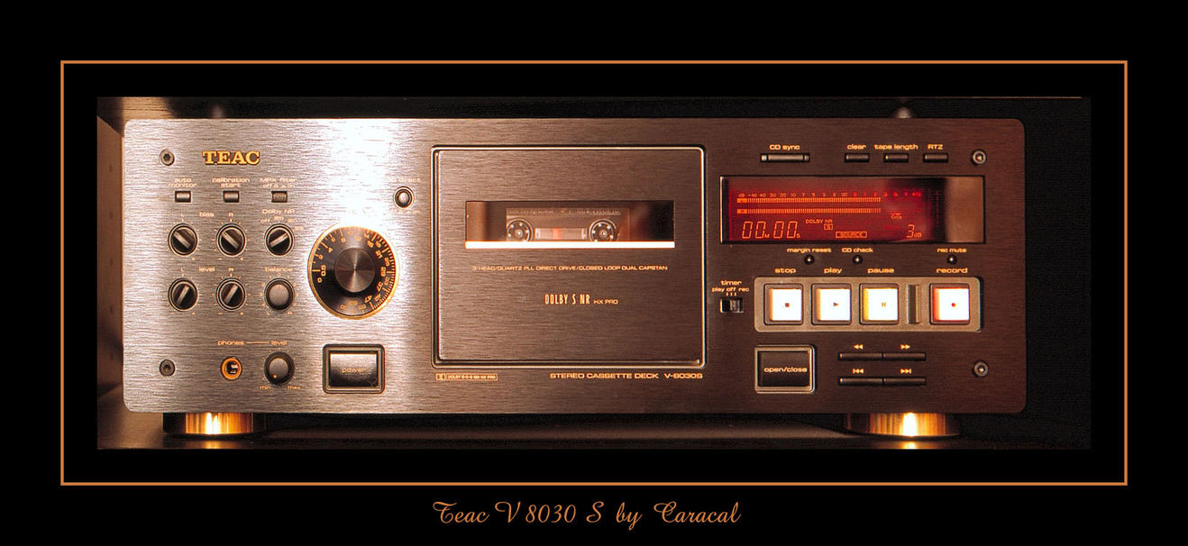 TEAC V 8030 S by caracal