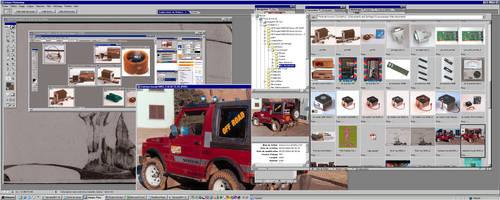 Screenshot Dual N2 by caracal