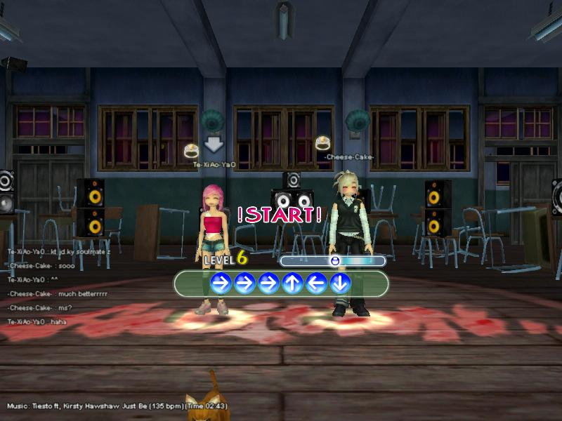 free download game audition ayodance