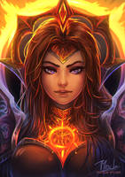 Eclipse Leona by TMiracle