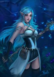 Night Druid