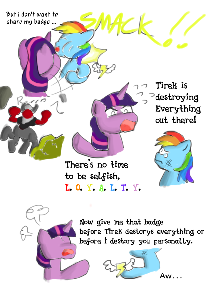 Why Twilight's kingdom didnt ended as some expecte by NewSupaLuigiBros