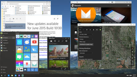 Windows 10 Concept Overview