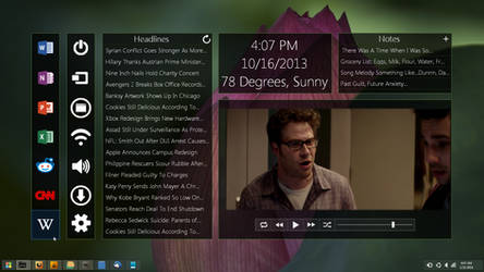 Interface Ideas - Start Screen Windows 10.2