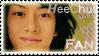 .:Kim Heechul:. Stamp by Sugarlesschocolate