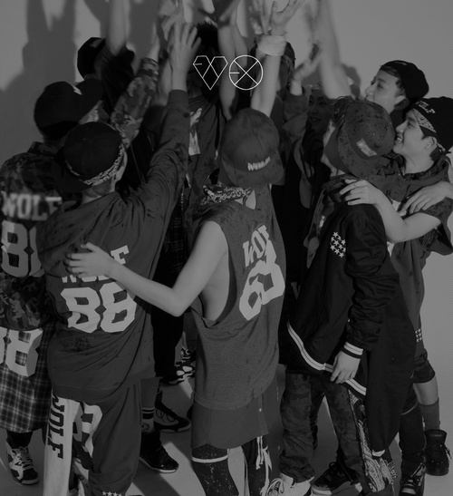 EXO WOLF COMEBACK TEASER PHOTO [OT12] by ambieshinee