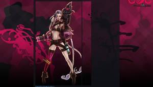 Steam Profile Design - Jinx LoL