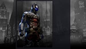 Steam Profile Design - Arkham Knight