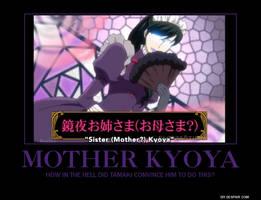 OHSHC: Mother Kyoya by RockinMagicalBear