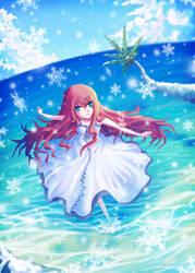 ocean snow by xxxkiri