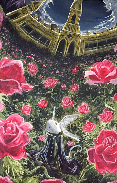 Jardines del Palacio Rose_garden_by_xxxkiri