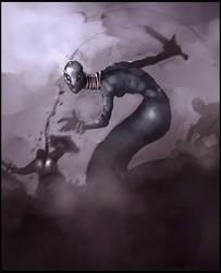 Krait Witch by JHKris