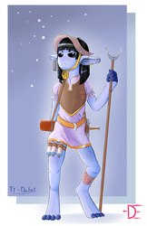 Ti-Dalei, sojourner of stars