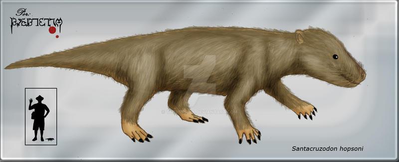 Santacruzodon hopsoni by Theropsida