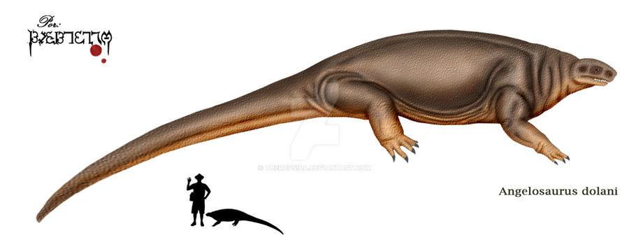 Angelosaurus dolani by Theropsida