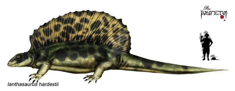 Ianthasaurus hardestii