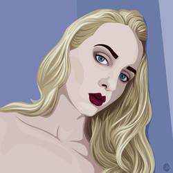 Jenna Kellen by RexPLuna