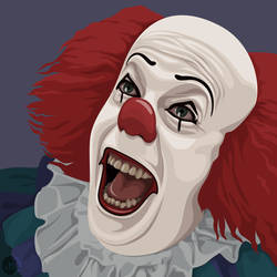 Pennywise the Dancing Clown by RexPLuna