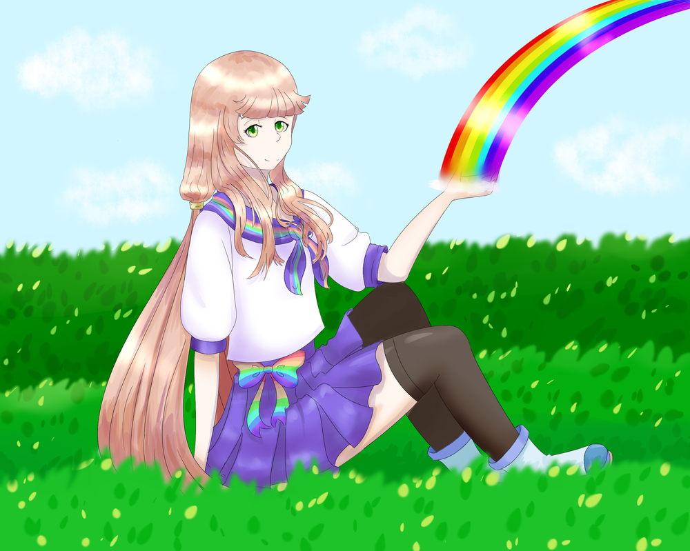 Rainbow by Lalazy