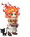 Shiara the Firewitch by cassclaw
