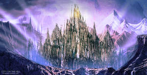 City on The Hill by Androgs
