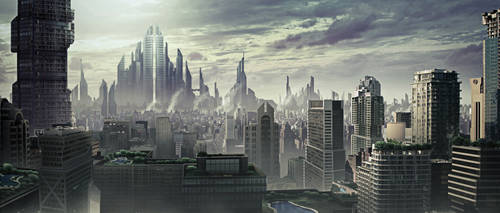 Monolith Future by Androgs